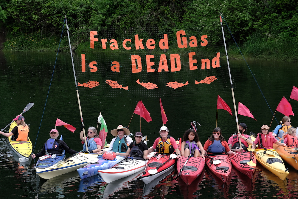 Fracked Gas is a Dead End